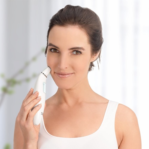 Silk'n ReVit Prestige Microdermabrasion Device is the secret to flawless skin!