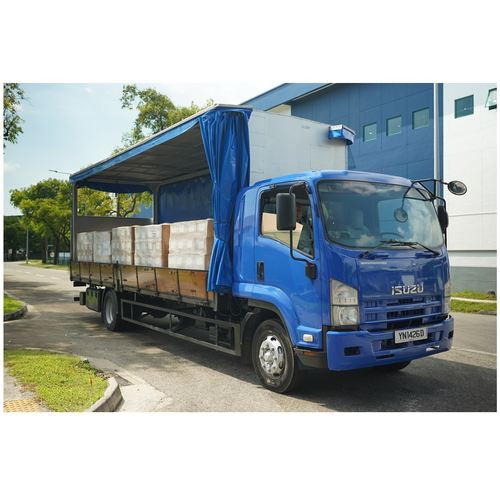 Open Lorry