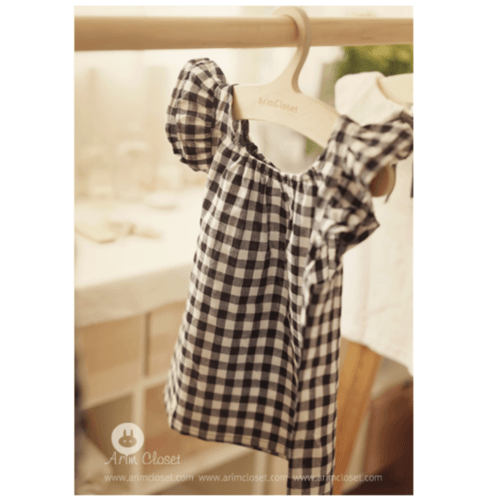 Sweet Twinning Blouse Dress - Kid