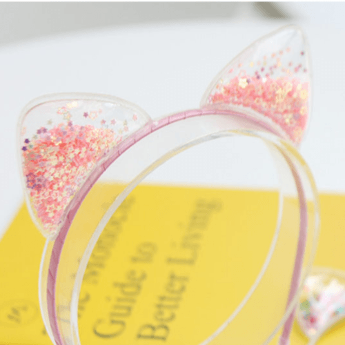 Pink Sparkles Hairband