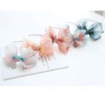 Set of 5 Checked Hairband