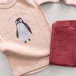 Papa Penguin PJs