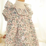 Baby Flowers Cotton Summer Dress