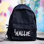 (PRE-ORDER) Personalised Kids Backpack