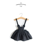 Adjustable Minnie Suspenders Dress