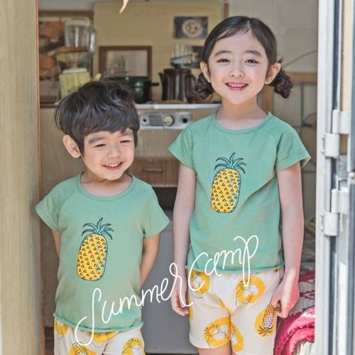 Summer Pineapple Easywear (Set)