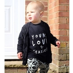 YOUNG, LOUD + FEARLESS Unisex T-Shirt