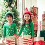 Tree Fairy Christmas PJs