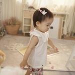 (RESTOCK) White Baby Kara T