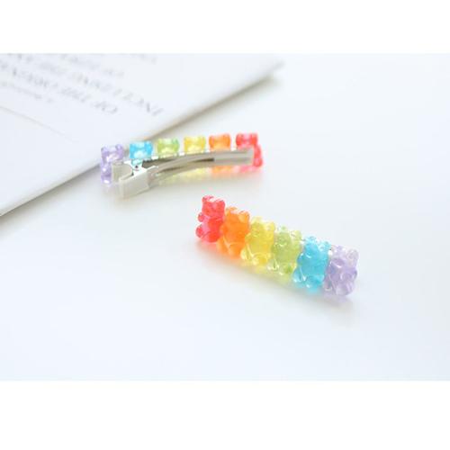 Gummy Bear Hairpin
