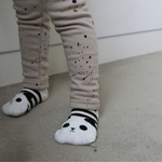 Cute Panda Socks (Set of 3)