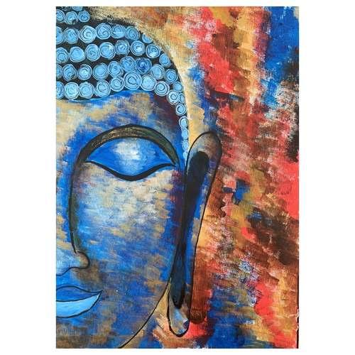 Virtual ArtJam  - Buddha