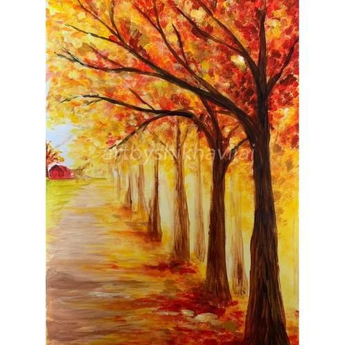 Magical autumn