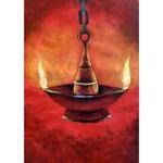 Oil Lamp Diya