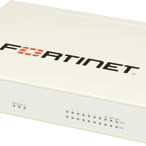 Fortinet  FG-60E-BDL-950-36  FortiGate-60E Hardware plus 3 Year 24x7 FortiCare and FortiGuard UTM Bundle Firewall