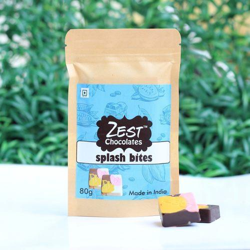 Zest Splash Bites 80g