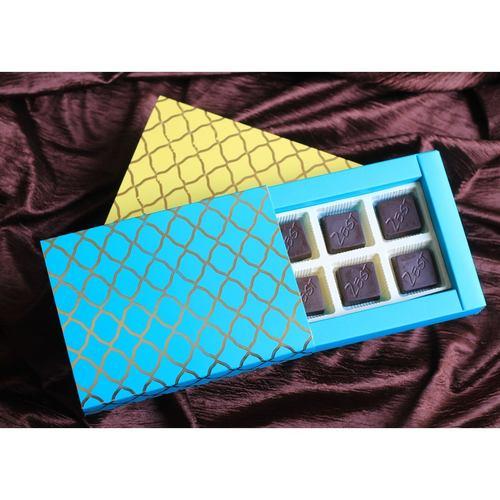 Zest Chocolate Box Classic Blue Small
