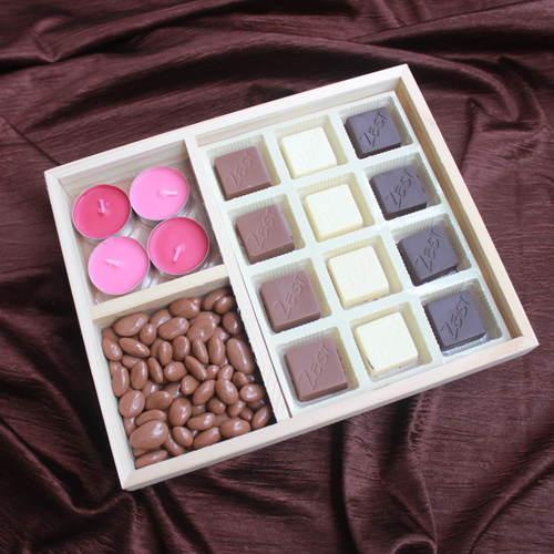 Blaze Hamper Zest Chocolates Box - 1676