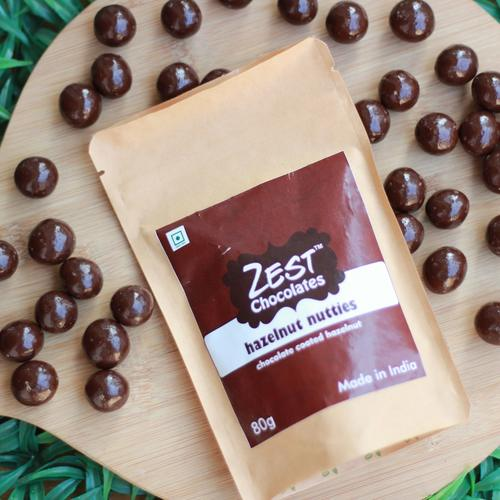 Zest Hazelnut Nutties