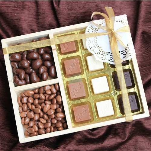Zest Nutty Hamper