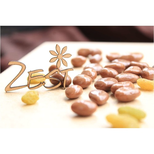 Zest Chocolate Box Classic Yellow