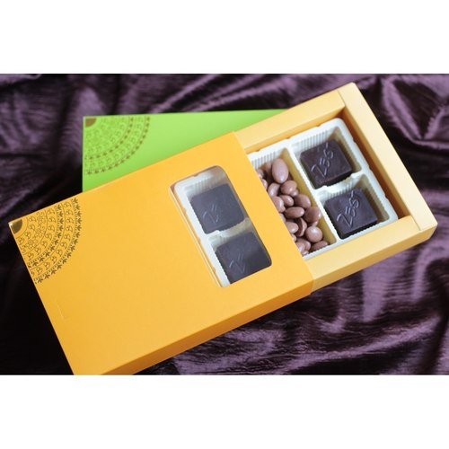 Zest Chocolate Box Classic Orange Small