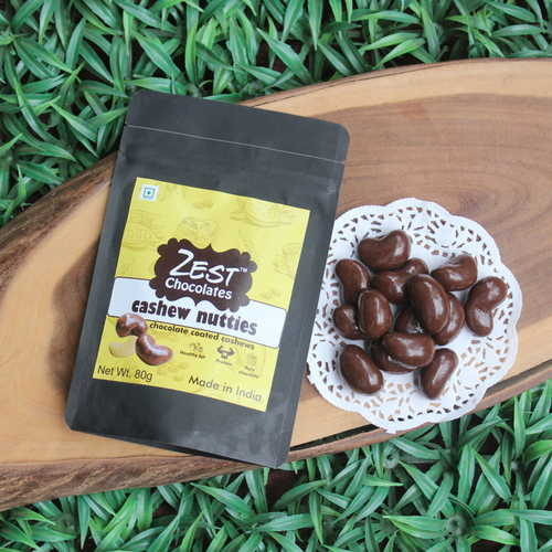 Zest Cashew Nutties 80g