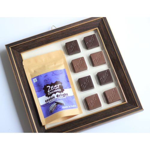 Zest Chocolate Photo frame Classic