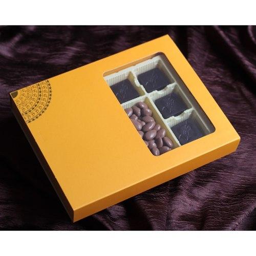 Zest Chocolate Box Classic Orange Medium