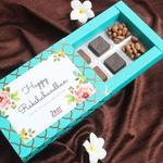 Chocolate Rakshabandhan Gift Small