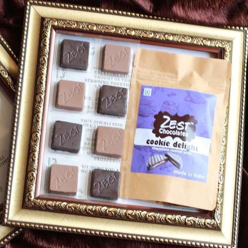 Zest Chocolate Souvenir - 1668