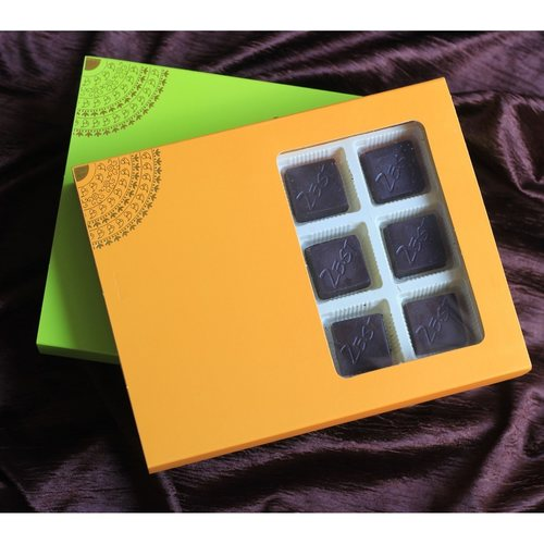 Zest Chocolate Box Classic Orange 12 Choc