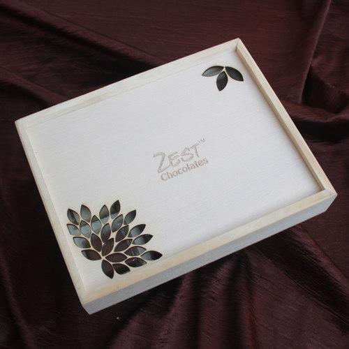 Keepsake Wooden Zest Box Collection- 1663