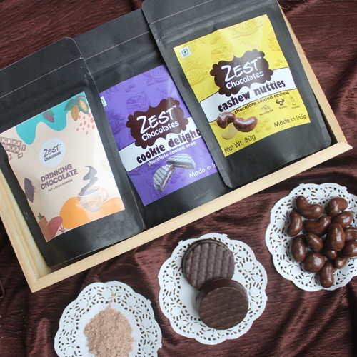 Splendid Hamper Zest Chocolates Box - 1677