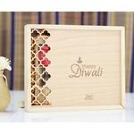 Zest Diwali Wooden Box Medium