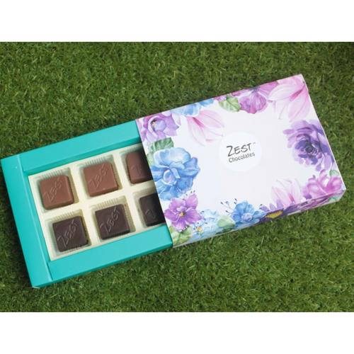 Fluer Zest Chocolates Box - 1679
