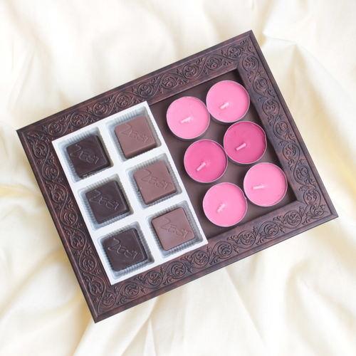 Souvenir Photo frame Box Zest Chocolates - 1682