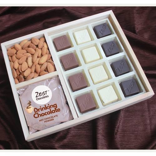Delish Hamper Zest Chocolates Box - 1675