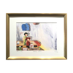 Heritage Framed Print: Samsui Woman by Patrick Yee