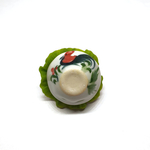 Fa Kueh in Rooster Bowl Miniature