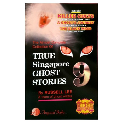 True Singapore Ghost Stories 9