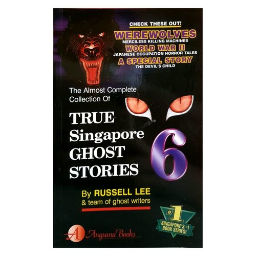 True Singapore Ghost Stories 6