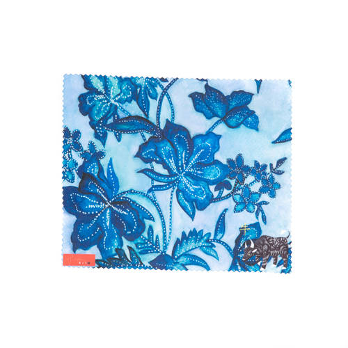 Chinese Zodiac Dust Cloth - Ox