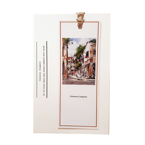 Heritage Bookmark