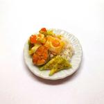 Handmade Miniature: Mixed Rice by Madam Ang Miniature World
