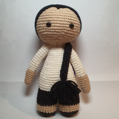 Crochet Majie Doll