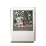 Heritage Water Colour Notebook Singapore Botanic Gardens  by Loy Chye Chuan