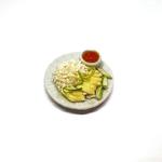 Chicken Rice Miniature