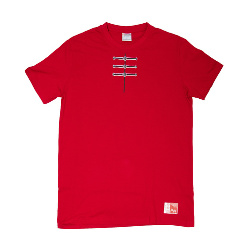 CHC T-shirt Red