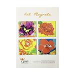 Art Magnet Set 3 by CPAS GROW Artists Set of 4